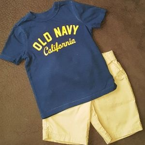 Old Navy Matching Sets - Boys Two-Piece Set